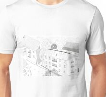 View from Balcony Unisex T-Shirt