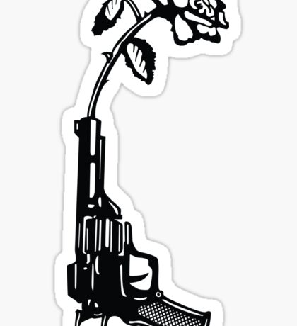 Guns N' Roses Sticker