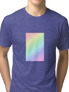 NEW TO REDBUBBLE - A RAINBOW RANGE  Tri-blend T-Shirt