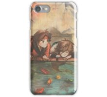 Cranes - [Sengoku Basara] iPhone Case/Skin