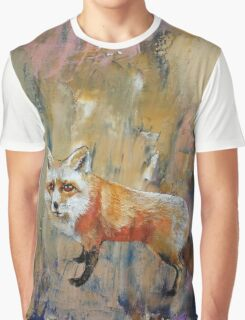 The Fox Graphic T-Shirt