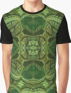 Five Way Jade Temples Graphic T-Shirt