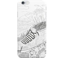 SOS humans iPhone Case/Skin