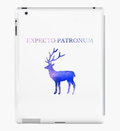 Expecto Patronum Galaxy Design iPad Case/Skin