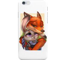 Zootopia - Nick x Judy iPhone Case/Skin