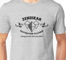 Zendikar Restoration Alliance  Unisex T-Shirt