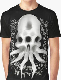 Alien Skull G Graphic T-Shirt