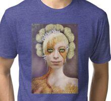 Alien [colour version] Tri-blend T-Shirt
