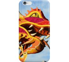 Dragon Chinese Mushu Fire Breathing iPhone Case/Skin