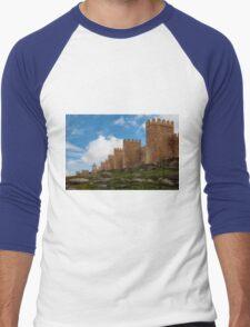 North Walls of Avila Men's Baseball ¾ T-Shirt