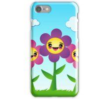 Cute Flowers iPhone Case/Skin