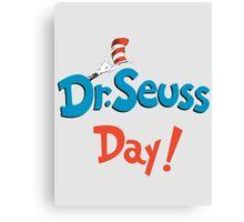 Dr. Seuss Canvas Print