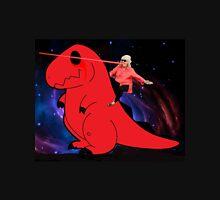 Paula Dean Riding Dino Unisex T-Shirt