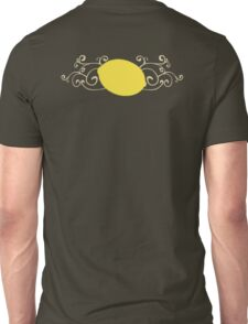 Lemon Swirl Graphic Unisex T-Shirt