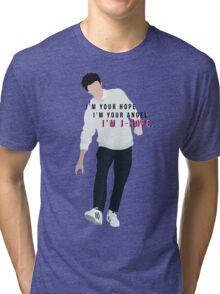 I'm your Hope. I'm your Angel. I'm J-Hope. Tri-blend T-Shirt
