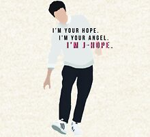I'm your Hope. I'm your Angel. I'm J-Hope. Pullover