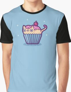 Catcupcake Graphic T-Shirt