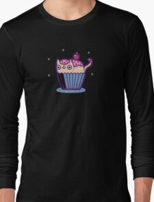 Catcupcake Long Sleeve T-Shirt