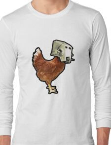 The Chicken Walker Special Long Sleeve T-Shirt