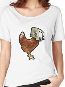 The Chicken Walker Special Women's Relaxed Fit T-Shirt