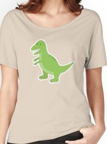 T-rex Women's Relaxed Fit T-Shirt