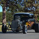 1934 Ford Coupe Hot Rod by TeeMack