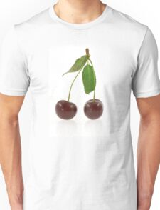 Black cherries Unisex T-Shirt