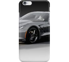 2016 Chevrolet Corvette C7 iPhone Case/Skin