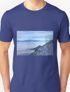 Islands in a see of clouds T-Shirt