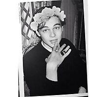 Leonardo DiCaprio  Photographic Print