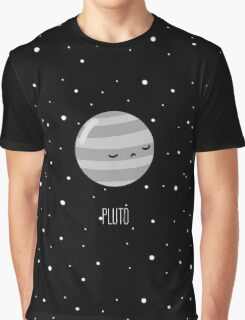 Pluto Graphic T-Shirt