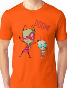 Invader Zim & Gir Doom! Unisex T-Shirt