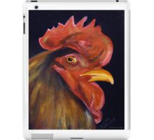 Rooster 2008 iPad Case/Skin