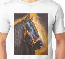 Fern, Percheron Draft Horse Unisex T-Shirt