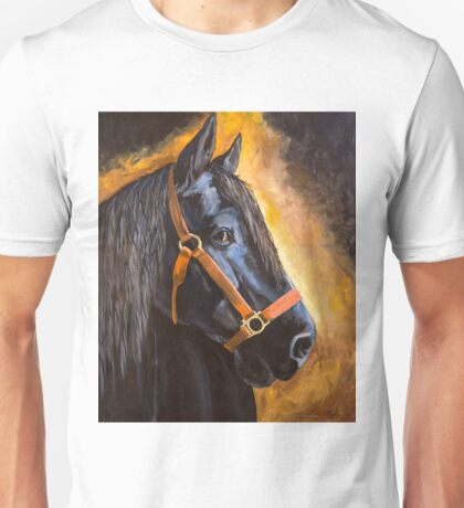 Fern, Percheron Draft Horse Unisex T-Shirt