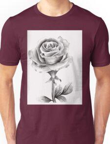 Rose in Full Bloom  Unisex T-Shirt
