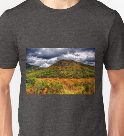 Autumn in Lake District Unisex T-Shirt