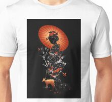 Geisha Nature Unisex T-Shirt