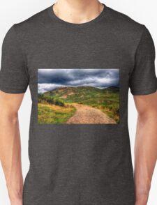 Autumn in Lake District Unisex T-Shirt