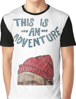 The Life Aquatic Graphic T-Shirt