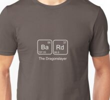 Elements of Bard the Bowman Unisex T-Shirt