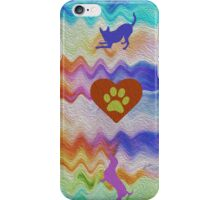 Love Dogs iPhone Case/Skin