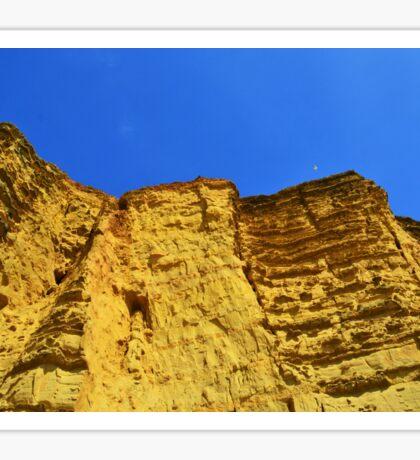Cliffside Sticker