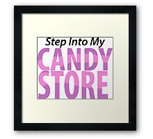 Candy Store-Heathers The Musical Framed Print