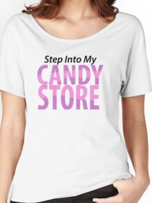 Candy Store-Heathers The Musical Women's Relaxed Fit T-Shirt