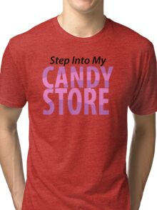 Candy Store-Heathers The Musical Tri-blend T-Shirt