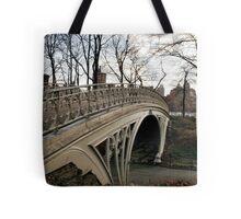 Central Park Bridge Tote Bag