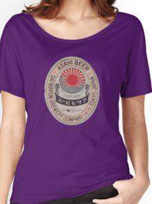 JAPANESE BEER ASAHI Women's Relaxed Fit T-Shirt