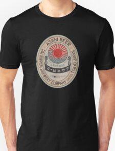 JAPANESE BEER ASAHI Unisex T-Shirt