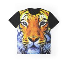 SEE TIGER RUN Graphic T-Shirt